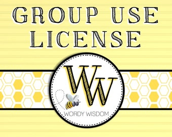 GROUP USE LICENSE