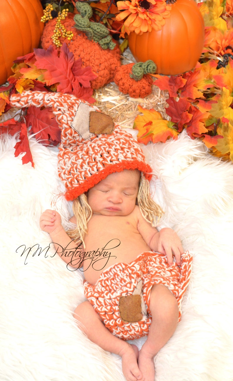 Halloween Baby Photo Prop Costume  Photographer Gift  image 0