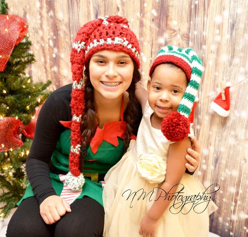 Santa Hat  Elf Hat  Christmas Hat  Santa's Hat  Santa image 0