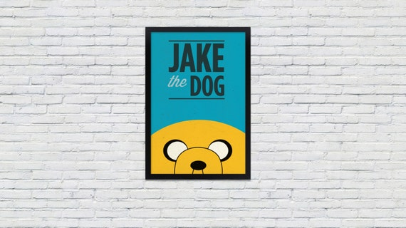 JAKE THE DOG 16X20 POSTER ADVENTURE TIME