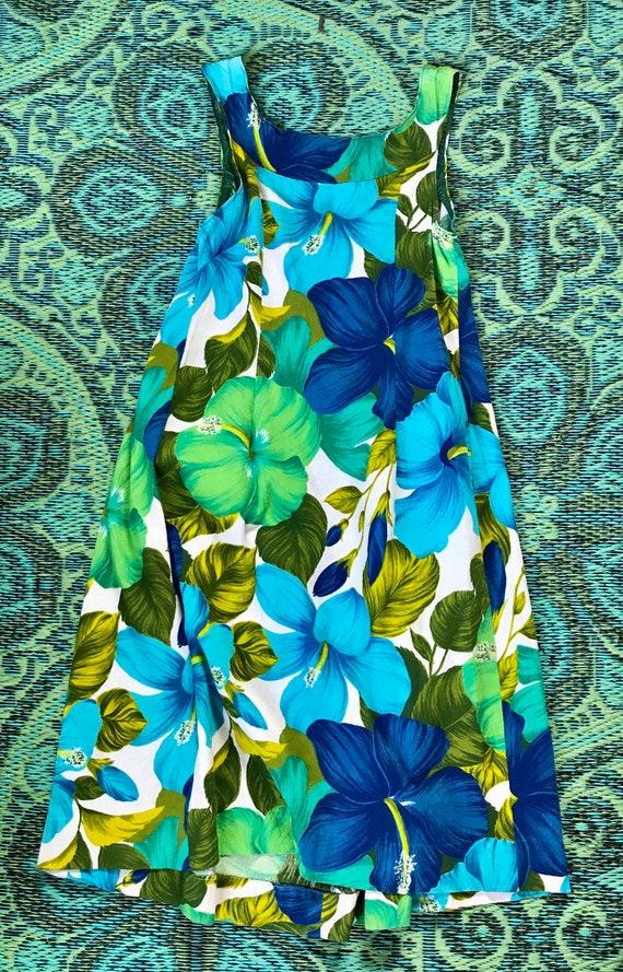 Vintage Hawaiian Dress - image 2