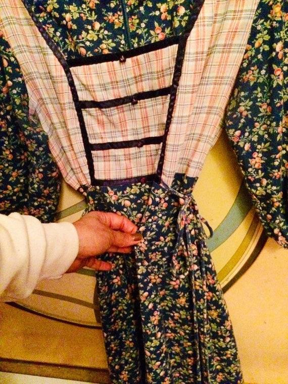 Vintage Prairie Dress - image 7