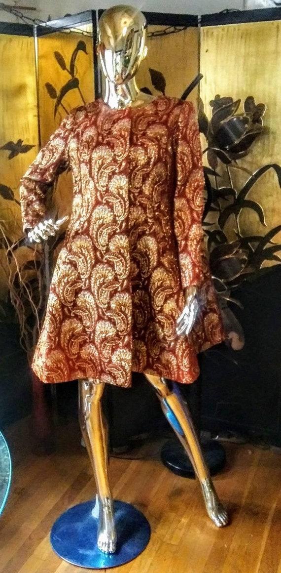 60s LUIS ESTÉVEZ for NEAL Vintage With Tags metal… - image 2