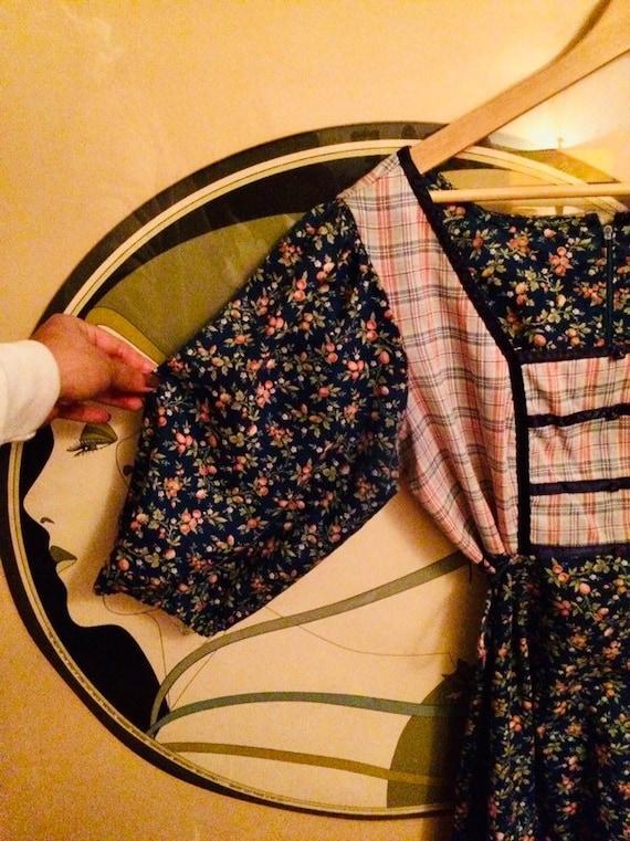 Vintage Prairie Dress - image 5