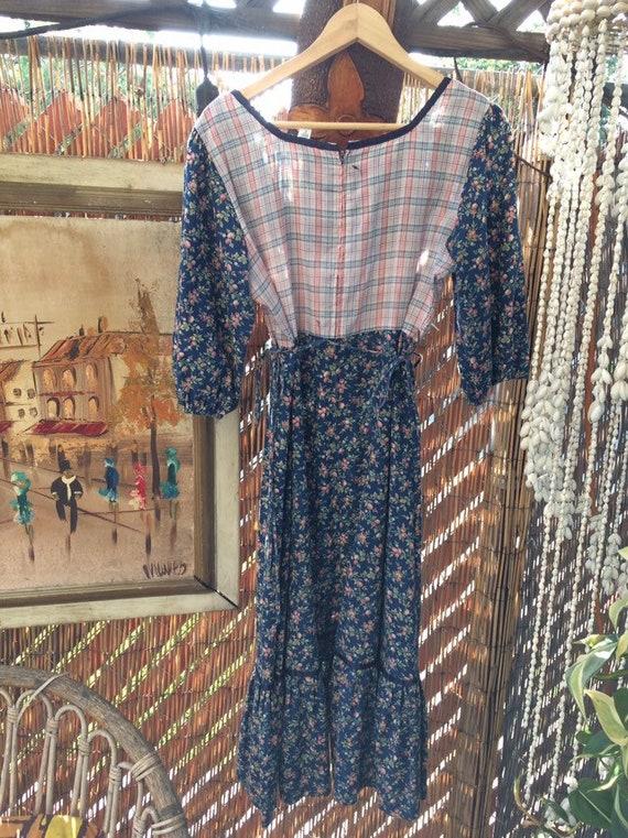 Vintage Prairie Dress - image 4