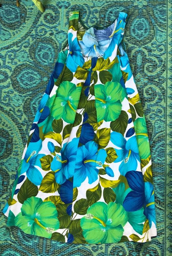 Vintage Hawaiian Dress - image 4