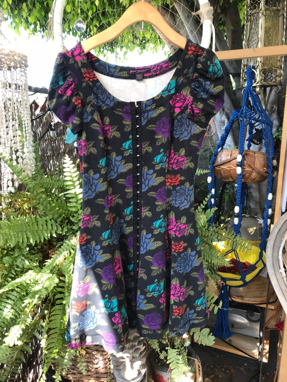 Vintage Betsey Johnson Dress