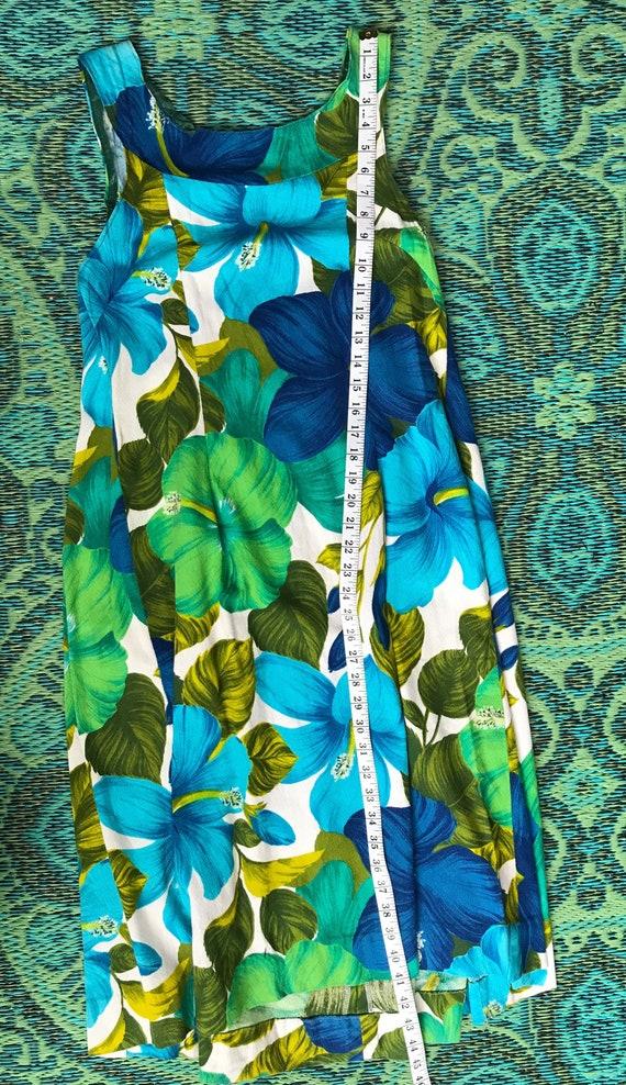 Vintage Hawaiian Dress - image 6