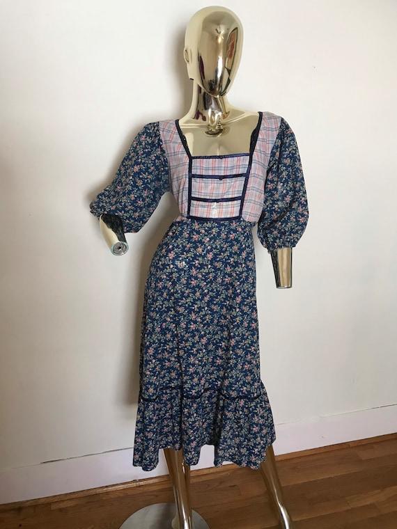 Vintage Prairie Dress - image 1