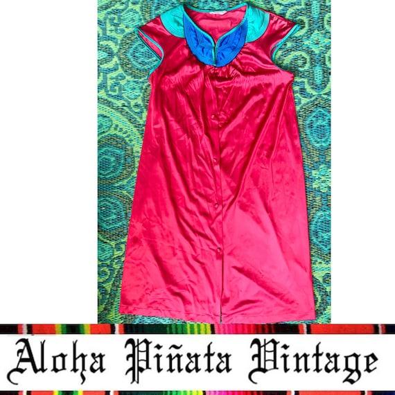 Vintage Nightgown Housedress by Vanity Fair