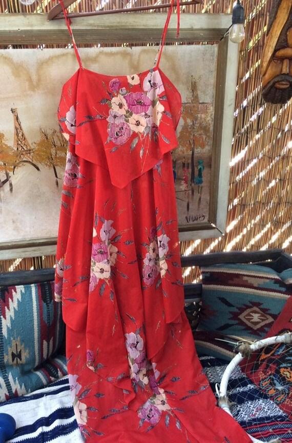 vintage Ursula of Switzerland Dress. Siz 11/12