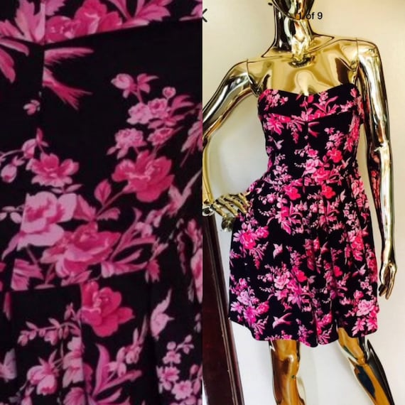 Betsey Johnson Silk Dress