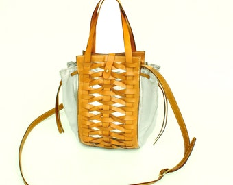 Genuine Leather Handmade Designer Handbag 65175a4b348b5