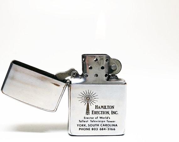 1967 Advertising Zippo Lighter