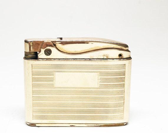 1950s 14k Gold Ronson Adonis Lighter
