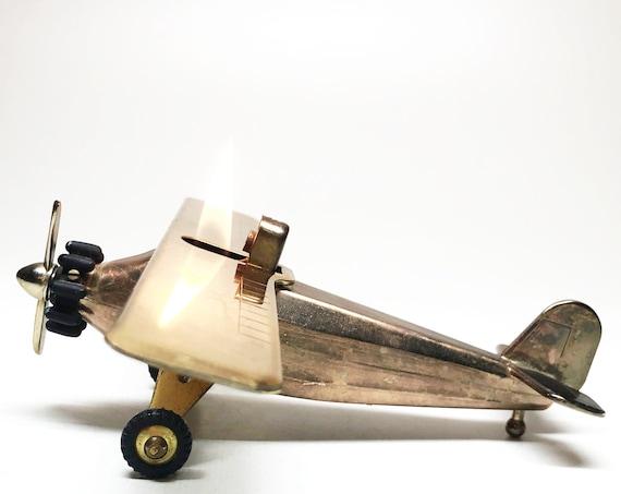 1950s Spirit of St Louis Japanese Airplane Lighter
