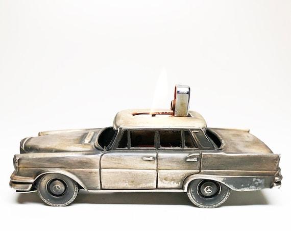 1960s Mercedes Figural Car Lighter