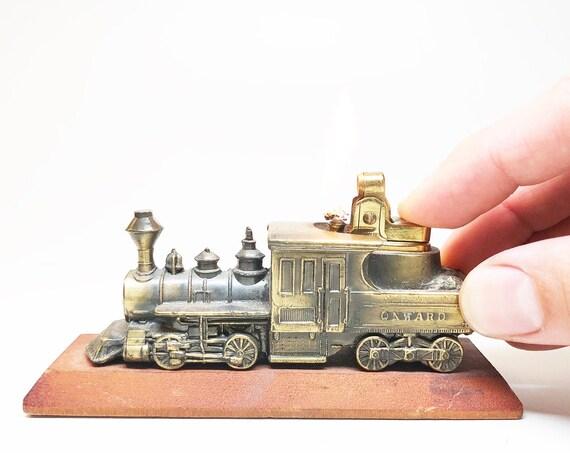 1950s Figural Train Lighter