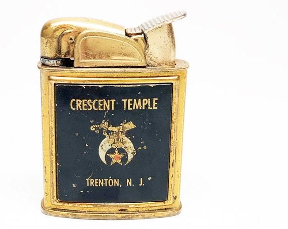 Trenton, NJ Crescent Temple Shriners Evans Lighter