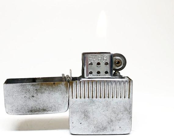 Steel 1950s Park Lighter
