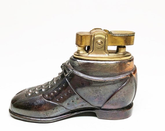 1950s Shoe-Shaped Lighter