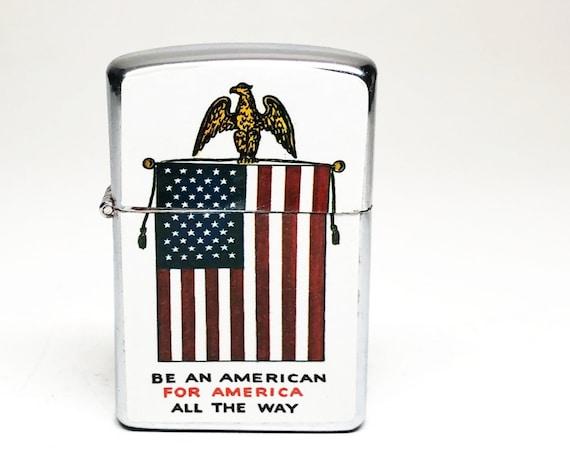1950s USA American Lighter