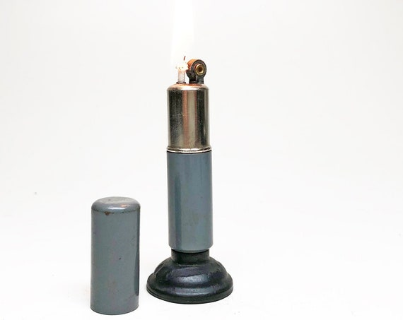 Vintage 1940s Tube Style Table Lighter
