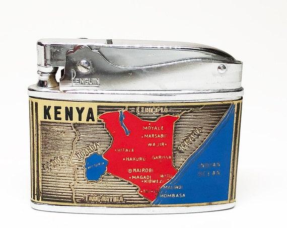 1950s Kenya Lighter