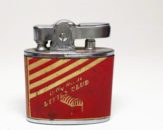 Billy Reed's Little Club 1950s Lighter