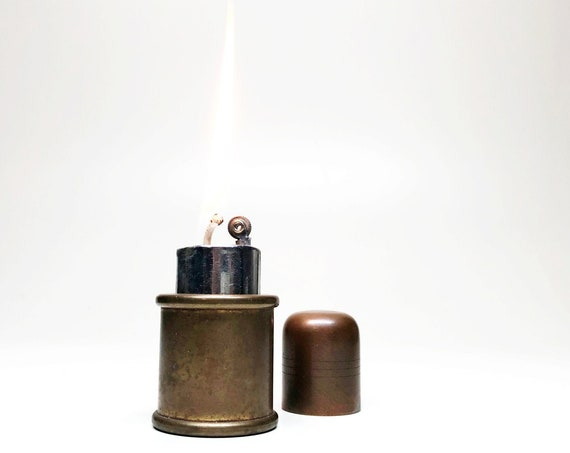 Brass Table Lighter