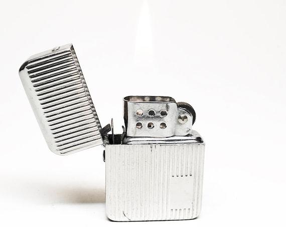 1950s Aluminum Continental Lighter