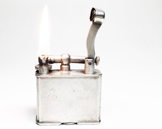 Mexican Sterling Silver Lighter