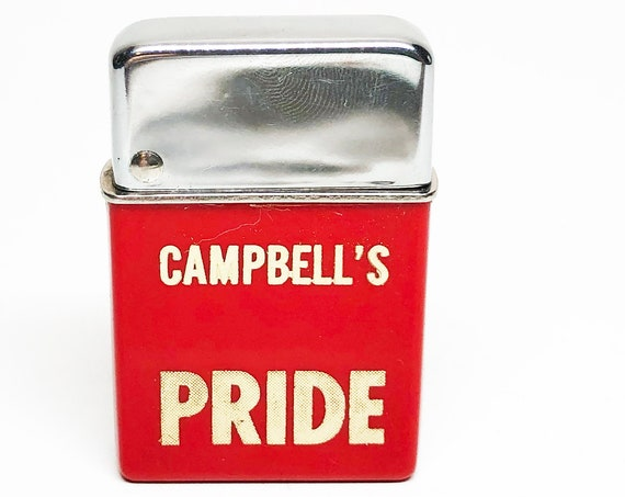 Campbell's Pride 1950s Lighter
