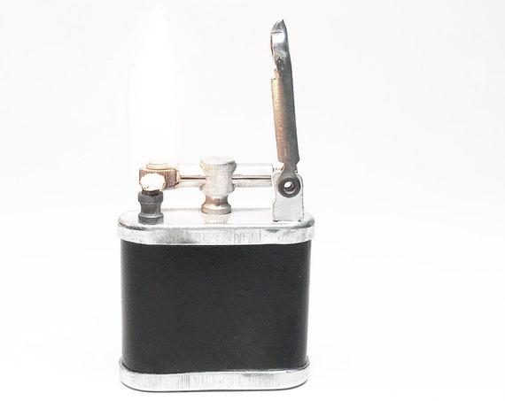 1940s USA Made Black Lift Arm Lighter