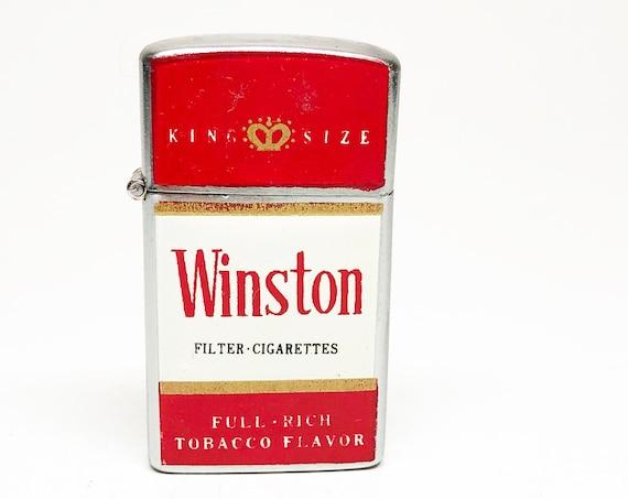 1950s Winston Cigarettes Lighter