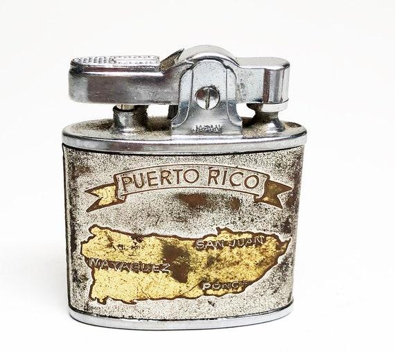 1950s Puerto Rico Souvenir Lighter