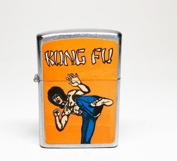 1970s Kung Fu Lighter