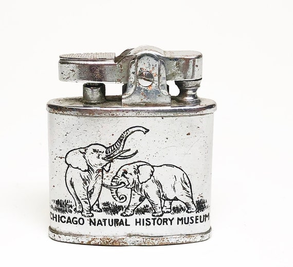 1950s Chicago Natural History Museum Lighter
