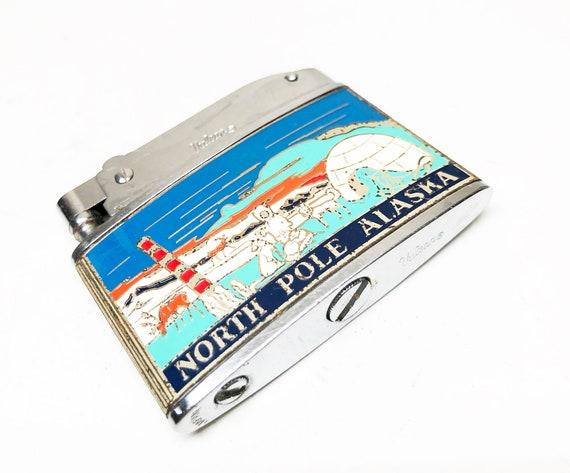 1950s North Pole Alaska Lighter
