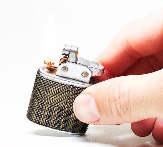 1950s Japanese Metal Mesh Lighter