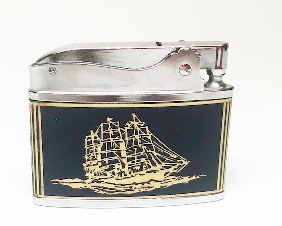 Clipper Ship Advertising Lighter