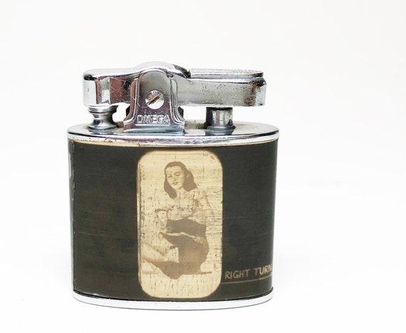 1950s Pinup Slideshow Lighter