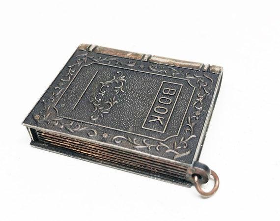 1950s Book-Shaped Lighter