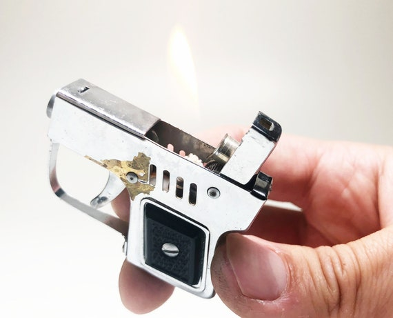 1950s Japanese Pistol Lighter
