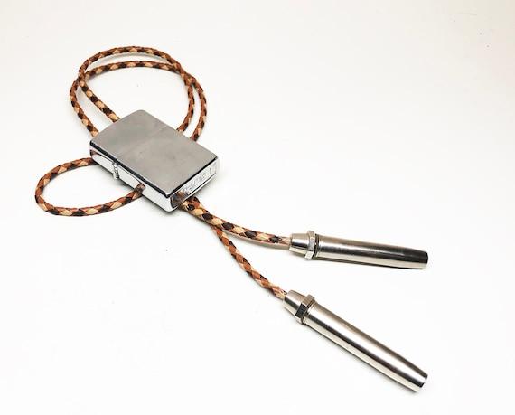 1950s Bolo Tie Rare Ti-Liter Brand Lighter