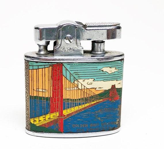 Vintage 1950s San Francisco, California Lighter