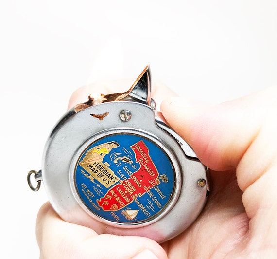 1950s Rotary Brand Florida Lighter