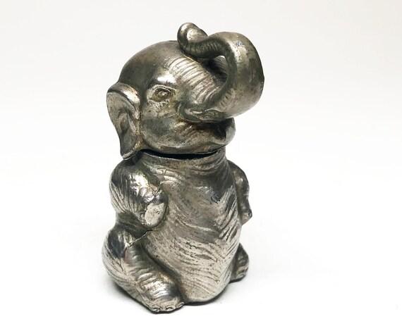 1950s Elephant Lighter
