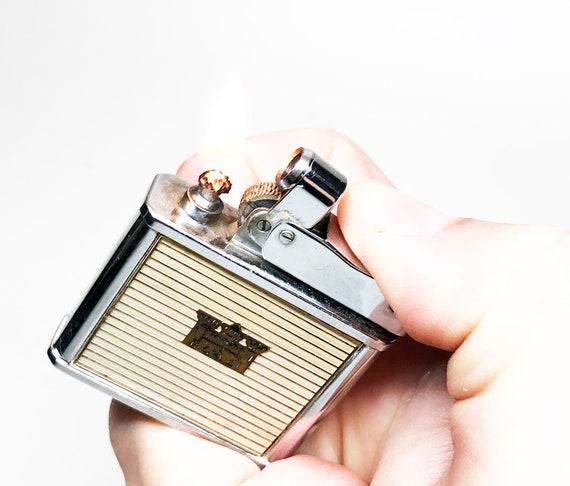 1950s Kent Cigarettes Castle Lighter