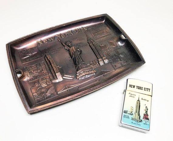 1950s Statue of Liberty Lighter